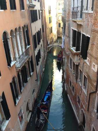 Starhotels Splendid Venice : a room with a view!