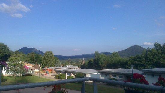 VVF Villages Saales: Depuis la terrasse