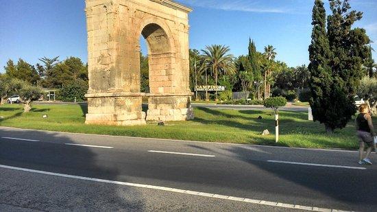 Park Playa Bara: Arc de Bara