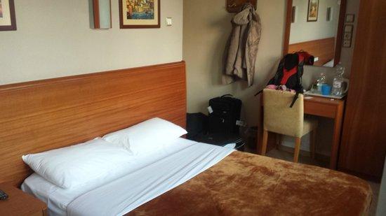 Hotel Inter Istanbul: Foto camera letto matrimoniale