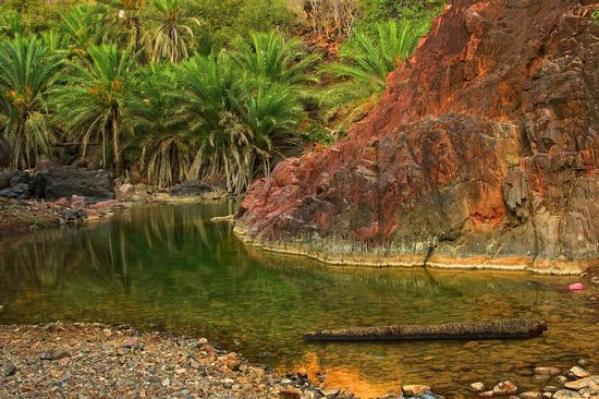 Socotra Island, เยเมน: Wadi Dirhur Canyon