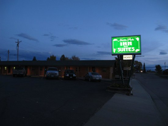 North Park Inn & Suites: the motel