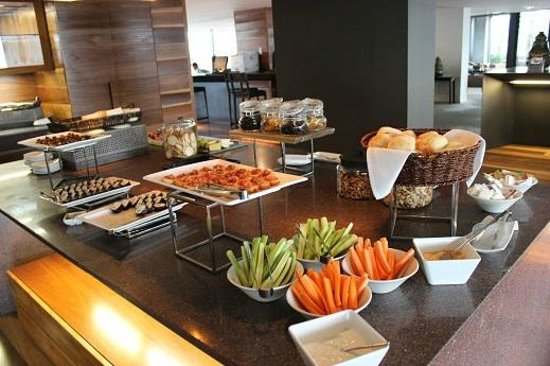 Pan Pacific Melbourne : Executive Lounge