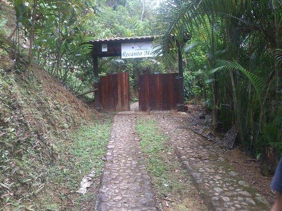 Vista Alegre Retreat: Um dos acessos às casas