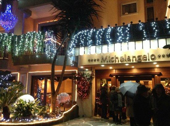 Michelangelo Hotel: ESTERNO HOTEL