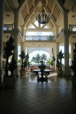 The Residence Mauritius: Lobby