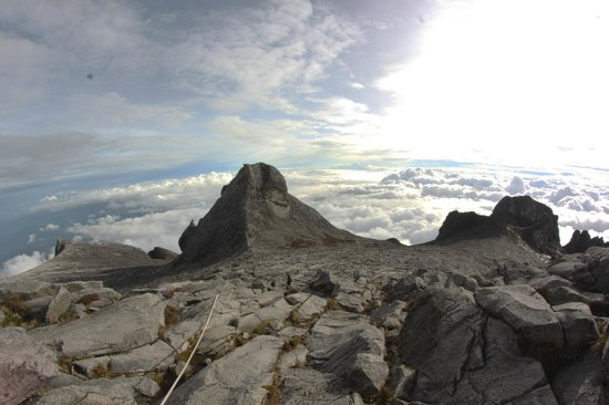 Mount Kinabalu: Breathtaking view