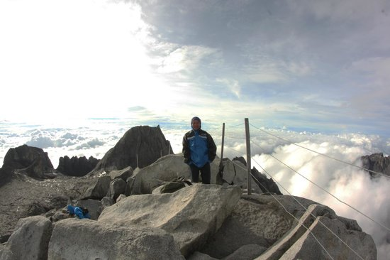 Mount Kinabalu: Julius - the best guide ever!