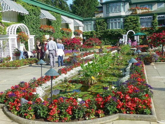 Butchart Gardens : Butchart G.