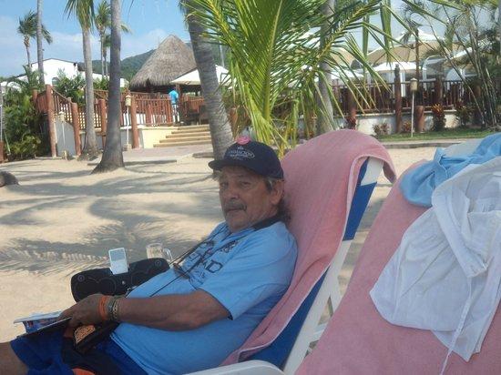 Club Med Ixtapa Pacific: Siempre hay lugar