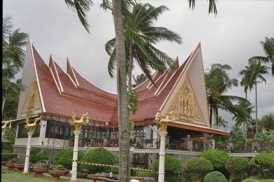 Santhiya Tree Koh Chang Resort: Resturant