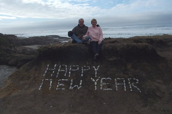 Adobe Resort: Walking the 401 Trail New Year's day