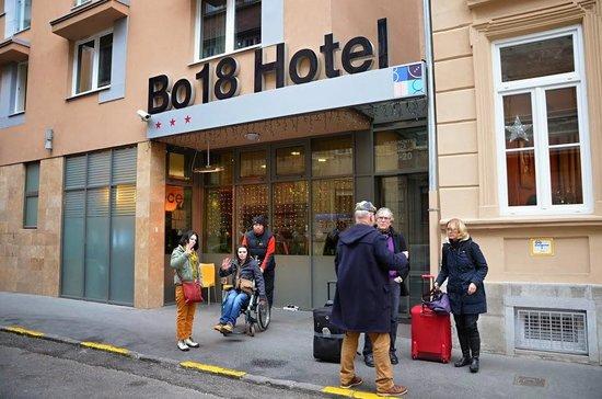 Bo18 Hotel Superior : Hotel
