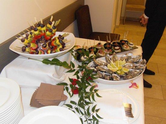 Beverly Hotel: aperitivo final de año