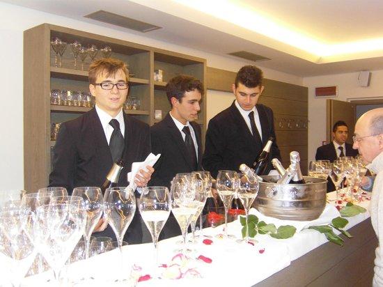 Beverly Hotel: La noche de fin de año
