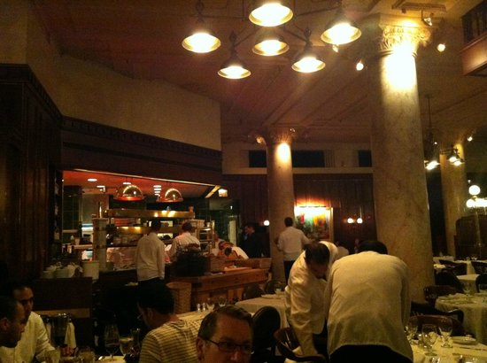 Grill 23 & Bar : Ambience