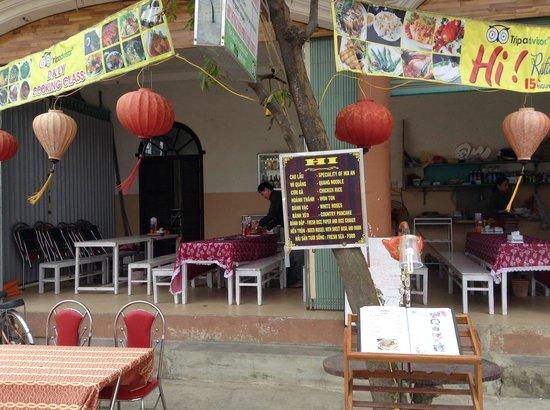 Hi restaurant in hoi an