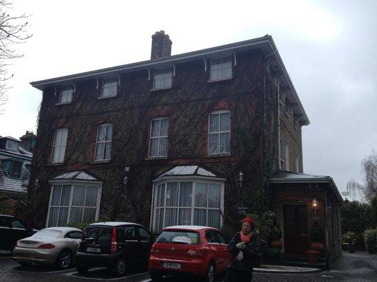 Aberdeen Lodge : Hotel Aussenansicht