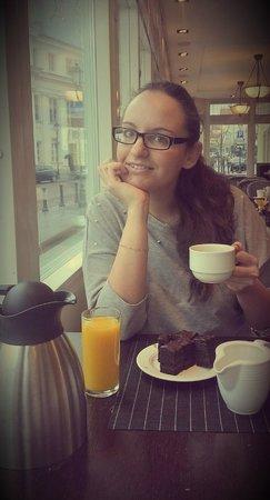 Radisson Blu Royal Astorija Hotel, Vilnius : помещение для завтрака просто чудесное