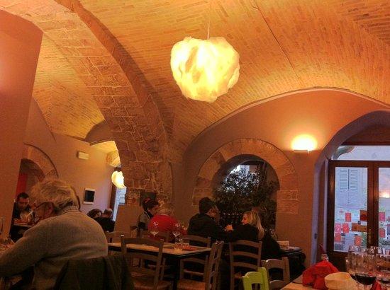Osteria Piazzetta dell'Erba: The restaurant