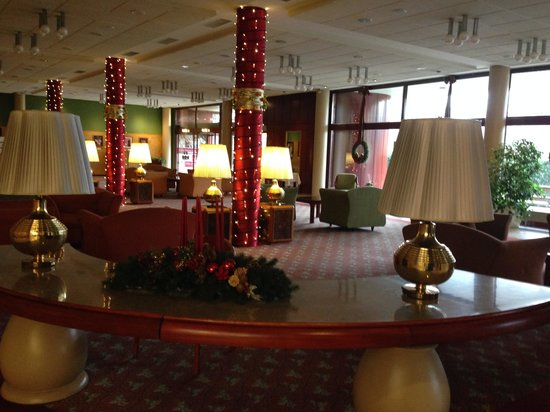 Danubius Hotel Flamenco - Budapest: hall 2