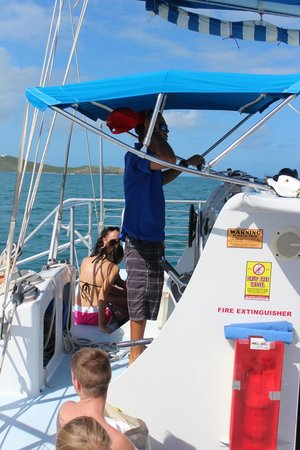 East Island Excursions: Captain