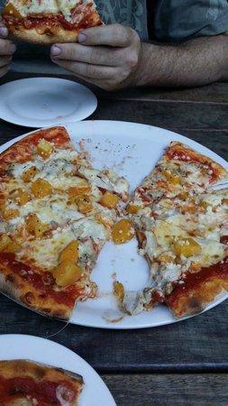 Leapfrogs: Pollo Pizza