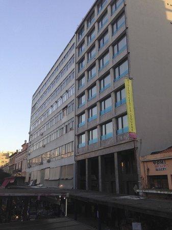 Athens Center Square: Hotel