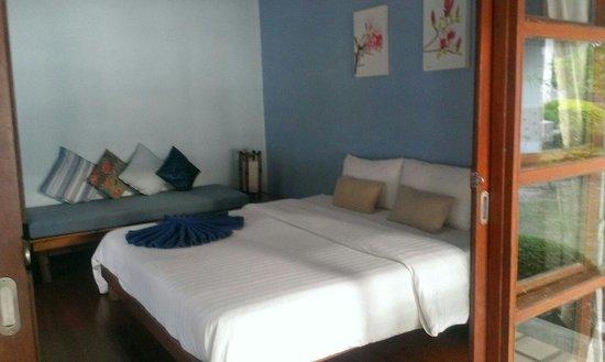 Sea Scene Resort: La chambre