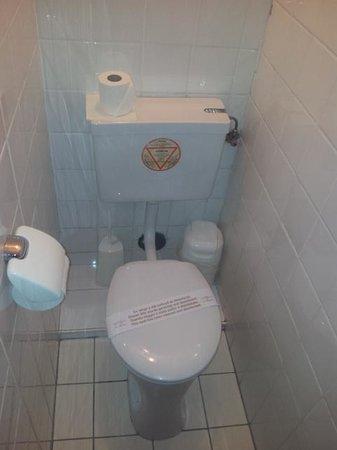 Hotel-Pension Bleckmann: bagno
