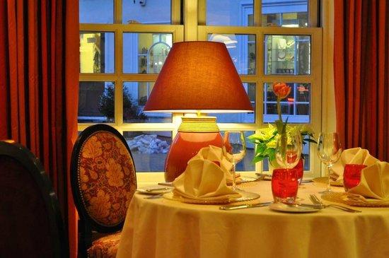 Narutis Hotel: Restaurant