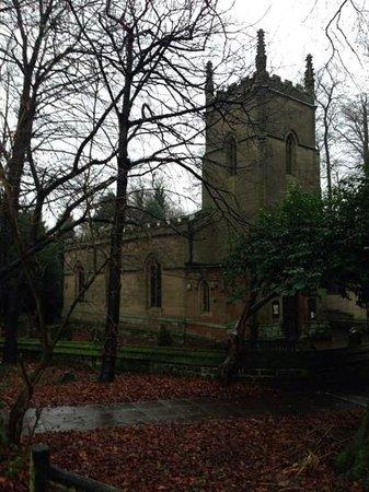 Elmdon Parish Church