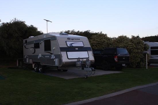 BIG4 Middleton Beach Holiday Park : Fantastic  Location