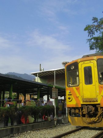 Ping Hsi/Ping Xi Branch Railway Line: 十分の平渓線
