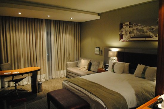 Holiday Inn Johannesburg-Rosebank : Room 525