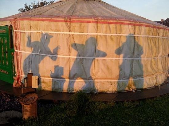 sunrise on caalm camp nov 2013