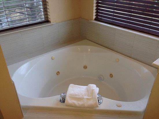Greensprings Vacation Resort: Jacuzzi tub