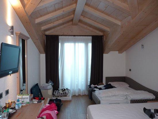 Hotel Alba: La camera