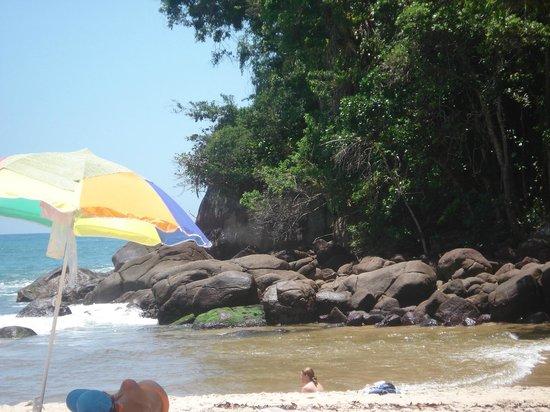 Itamambuca Eco Resort: Praia Itamambuca