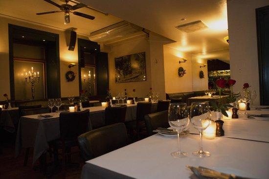 Renes Brasserie & Restaurant: Rene´s Rastaurant