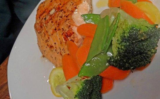 Outback Steakhouse: Salmon