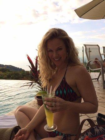 La Mariposa Hotel: Pineapple mojito