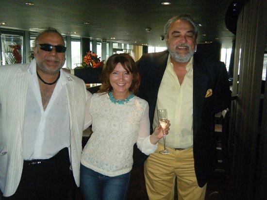 Rafayel on the Left Bank - Hotel & Spa: the amazing hotel owner iqbal!