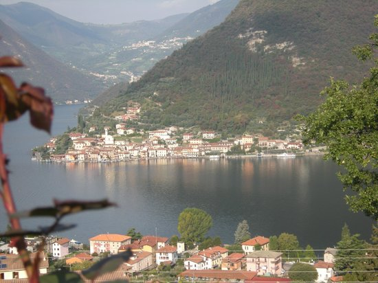 Iseo, Italy: Panorama