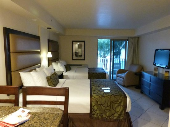 BEST WESTERN PLUS Beach Resort: La chambre