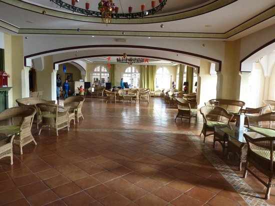 Medina Belisaire & Thalasso: Hall acceuil