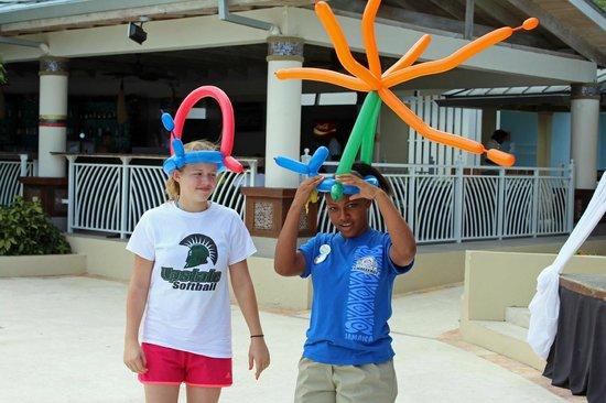 Beaches Ocho Rios Resort & Golf Club: Great Staff