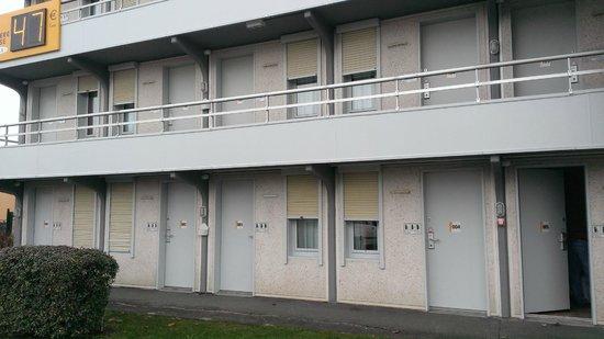 P'tit Dej-Hotel Saintes Recouvrance: hotel