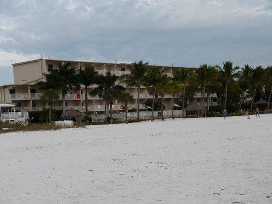 BEST WESTERN PLUS Beach Resort: Facade de l'hôtel