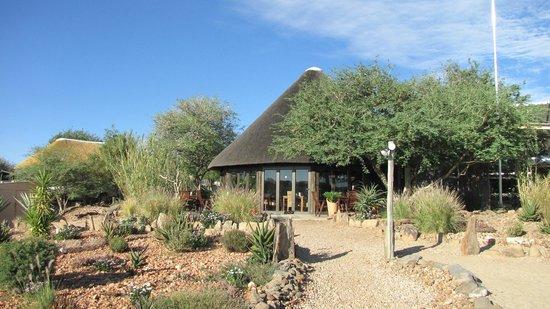 Immanuel Wilderness Lodge : Lodge